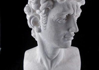 Création sculpture, inspiration David
