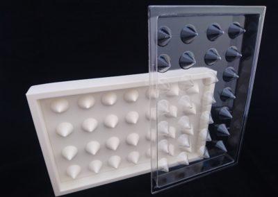 thermoformage avec imprimante 3D