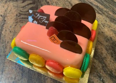 Thermoformage entremet PM Boulangerie