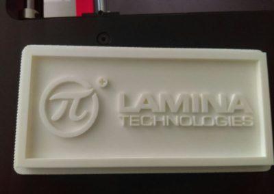 impression 3D moule silicone Lamina