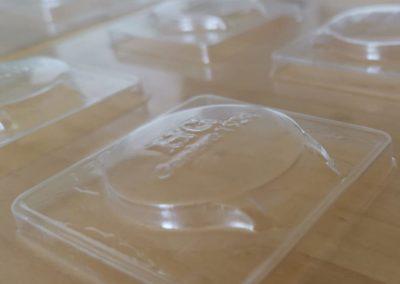 Moule plastiques PETG chocolatier suisse