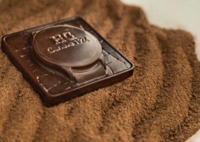 thermoformage chocolat
