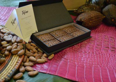 chocolats Maroquinier français